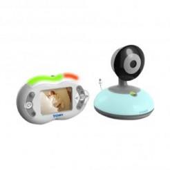 Tomy TF 600 Video Babyfoon - Babyfoon, Video, Nachtzicht, Temperatuur