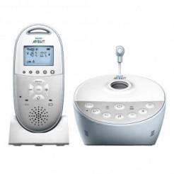 Philips Avent SCD580/00 - DECT Babyphone, nacht-Projektor